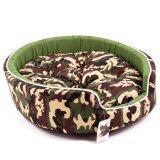 ซื้อ Mahjeb เบาะนอนสุนัชและแมว ลายทหาร สีเขียว Mahjeb ถูก