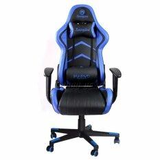 ซื้อ Marvo Chair Gaming Ch 106 ปรับนอนได้ สีน้ำเงิน By Good Deal Esport Marvo ออนไลน์