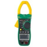 Mastech Ms2138R True Rms Digital Clamp Meter Ac Dc Clamp Meter Multimeter 4000 Counts Voltage Current Capacitance Resistance Tester Intl ถูก