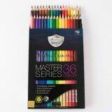 ขาย Master Art มาสเตอร์อาร์ต ดินสอสี สีไม้ 36 แท่ง 36 สี รุ่นมาสเตอร์ซีรี่ย์ Master Series