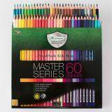 ราคา Master Art มาสเตอร์อาร์ต ดินสอสี สีไม้ 60 แท่ง 60 สี รุ่นมาสเตอร์ซีรี่ย์ Master Series ถูก