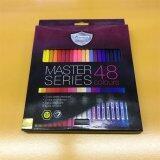 ส่วนลด Master Art มาสเตอร์อาร์ต Master Series ดินสอสีไม้ 48สี Master Art ใน กรุงเทพมหานคร