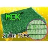 ขาย แสลน ยี่ห้อ Mck สีเขียว แบบ 2 เข็ม 70 เปอร์เซ็นต์ ขนาด 2 5 เมตร ออนไลน์