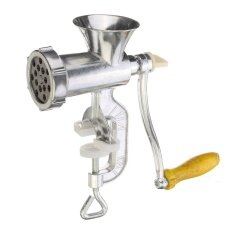 Meat Grinder 5 Manual Aluminum Alloy Household Multi Function Cooking Machine Pressure *n*m* Flour Noodles Jcw5 2 เป็นต้นฉบับ