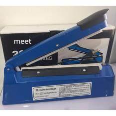 Meet Bag Sealer เครื่องซีล ปิดปากถุง ยาว 8 นิ้ว Medium Size ถุงบาง หนา ได้ Pvc Pv Pe ลามิเนต Meet ถูก ใน กรุงเทพมหานคร