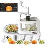 โปรโมชั่น Mueller Spiral Ultra Professional Spiralizer 8 Into 1 Spiral Slicer Heavy Duty Vegetable Pasta Maker And Mandoline Slicer For Low Carb Paleo Gluten Free Meals Intl Mueller ใหม่ล่าสุด