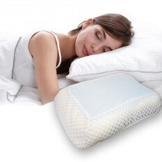 ซื้อ หมอน Memory Foam พร้อมเจล หมอนนอนสุขภาพ ใหม่ล่าสุด