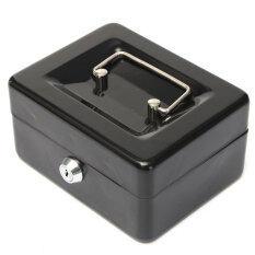 ซื้อ จัดการเปลี่ยนกล่องโลหะเงินสดที่เก็บเงินรักษา Desposit บ้านสีดำ แองโกลา