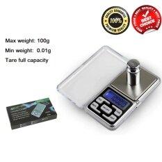 ส่วนลด สินค้า Mh Series Digital Pocket Scale 100G 01G เครื่องชั่งน้ำหนักอัญมณี