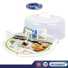 ขาย Micronware ฝาครอบพร้อมถาดอุ่นอาหารไมโครเวฟกลาง สีขาว รุ่น 5304 5307 Micronware ผู้ค้าส่ง