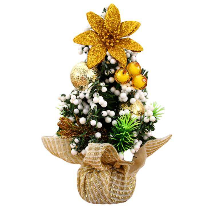 Christmas Tree Store Furniture: ซื้อที่ไหน Mini Christmas Tree Table Decoration Xmas