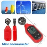 ขาย Mini Digital Wind Speed Meters Uni T Ut363 Pocket Anemometers Diagnostic Tool Intl เป็นต้นฉบับ