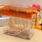 ซื้อ Mini Hand Shredder Portable Mechanic Paper Quilling Fringer Tools Straight Cut Orange Intl ใหม่ล่าสุด