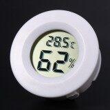 ราคา Mini Indoor Hygrometer Humidity Tester Round Temperature Meter ขาว กลม ใน กรุงเทพมหานคร