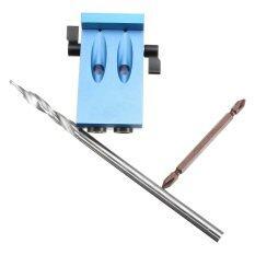 ขาย Mini Kreg Style Pocket Hole Jig Kit System For Wood Working Joinery With Step Drilling Bit Accessories Intl แองโกลา