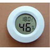 ราคา Mini Lcd Digital Thermometer Hygrometer Fridge Freezer Tester Temperature Humidity Meter Detector Intl ถูก