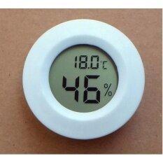 ขาย Mini Lcd Digital Thermometer Hygrometer Fridge Freezer Tester Temperature Humidity Meter Detector Intl ใหม่