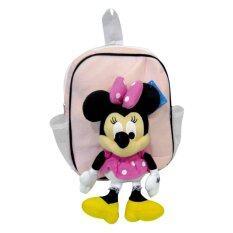 ขาย กระเป๋าเป้ Minnie Mouse สีชมพู ออนไลน์ ใน ไทย