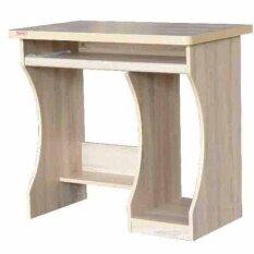 ขาย Mnfuriniture โต๊ะคอม 80 Cm รุ่น Hf T80 2 สีโซลิค Mnfuriniture เป็นต้นฉบับ