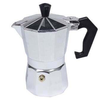 Moka pot กาต้มกาแฟสดขนาด 1 cup หรือ 40 ml