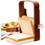 ราคา Momma ถาด แบ่ง ขนมปังปอนด์ 4 ระดับ 4 Thickness Bread Cutter Loaf Toast Slicer Momma เป็นต้นฉบับ