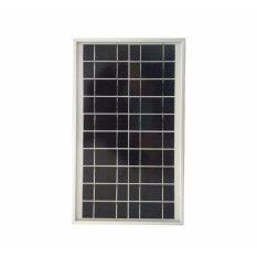 ซื้อ Mono Crystalline Solar Pv Moduleแผงเซลล์แสงอาทิตย์ 7 วัตต์ 5 โวลต์