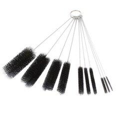 ขาย Moonar 10Pcs Multi Functional Strip Shape Nylon Stainless Steel Cleaning Brush For Drinking Pipe Intl ผู้ค้าส่ง