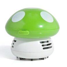 ราคา Moonar Cute Hand Held Keyboard Sweeper Mini Mushroom Corner Desk Table Dust Vacuum Cleaner Sweeper Intl ออนไลน์