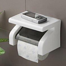 ที่ใส่กระดาษชำระมีฝาปิดสำหรับห้องน้ำ By Moonarstore.