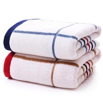 ผ้าเช็ดตัวแห้งเร็ว ผ้าขนหนู ขนาด140 x 70 cm 2 pcs