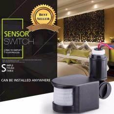 ความคิดเห็น Motion Sensor ปิด เปิดไฟตรวจจับความเครื่อนไหวด้วยอินฟาเรด220V