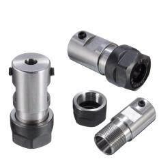 Motor Shaft Collet Chuck Er11A 5Mm Extension Rod Holder Toolholder Cnc Milling Intl ใน จีน