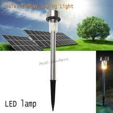 ซื้อ Mr Gadget ไฟสนามหญ้า โซล่าเซลล์ พลังงานแสงอาทิตย์ แสงสีส้ม 1 หลอด Solar Outdoor Saving Light Warm 1 อัน ใหม่