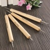 Mstore 4Xball Stylus Polymer Embossing Pattern Clay Pottery Sculptingmodeling Tool Intl ใน จีน