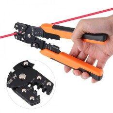 ขาย Multi Functional Wire Cable Stripper Stripping Crimping Pliers Electrician Hand Tool Intl Unbranded Generic