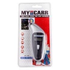 ขาย My Carr เกจ์วัดลมยางดิจิตอล 2 In 1 รุ่น Mc 456 ใหม่