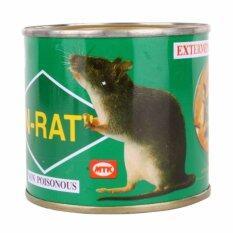 ขาย N Rat กาวดักหนู กาววิทยาศาสตร์ดักจับหนู N Rat พร้อมถาดวางกาว ชนิดกระป๋องเล็ก ขนาด250กรัม 3กระป๋อง แพ็ค N Rat ออนไลน์