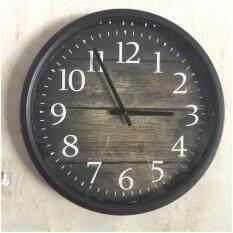 ขาย ซื้อ นาฬิกาแขวนผนัง ดีไซน์สวยงาม สไตล์วินเทจ รุ่น Wc007 35