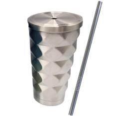 ขาย Namita 3D Stainless Steel แก้วสแตนเลสเก็บร้อนเย็นได้ยาวนาน ขนาด 20 Oz Namita เป็นต้นฉบับ