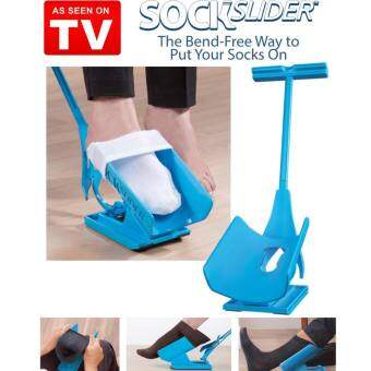 Namita Sock Slider อุปกรณ์ช่วยใส่ถุงเท้า สำหรับผู้สูงอายุ หรือ ผู้มีปัญหาเกี่ยวกับหลัง รุ่น SockSlider