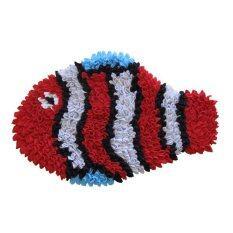 ราคา Namocarpet พรมเช็ดเท้า แฟนซี ลายปลานีโม่ สีแดง ขนาด 61X56 ซม Namo Carpet ไทย