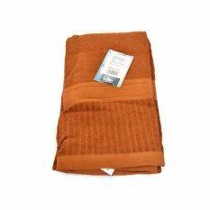 ซื้อ Nanapan Shop ผ้าเช็ดตัว ผ้าขนหนู สำหรับพระ ขนาด 70X140 ซม สีน้ำตาลแดง ถูก ใน กรุงเทพมหานคร