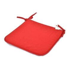 ขาย Nanapan Shopเบาะรองนั่ง ขนาด38X38ซม สีแดง Nanapan Shop ถูก