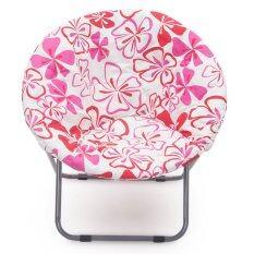 ราคา Nance Shop เก้าอี้พักผ่อนเรด้า ลายดอกไม้ ราคาถูกที่สุด