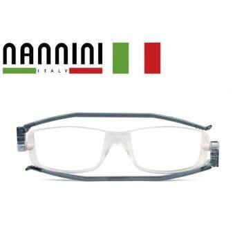 Nanniniแว่นตาสายตายาว+200 Grey