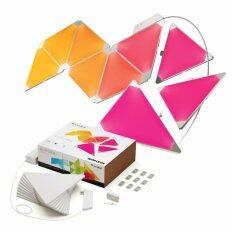 ขาย Nanoleaf Aurora Starter Kit Triangle White 9 Pack Eu U เซ็ทไฟประดับตกแต่ง ถูก