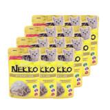 ขาย ซื้อ Nekko อาหารเปียกแมว รสปลาทูน่า หน้าปลาข้าวสาร 70G 12 Units Thailand