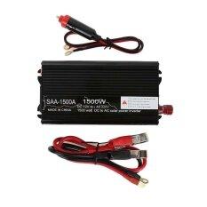 ราคา ใหม่ 1 ชิ้น Dc12V Av110V 220 โวลต์ Car Charger รถพลังงานแสงอาทิตย์ Inverter Adapter W Cabl Alphun ใหม่