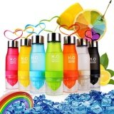 ขาย New 2017 Xmas Gift 700Ml Water Bottle Plastic Fruit Infusion Bottle Infuser Drink Outdoor Sports Juice Lemon Portable Water Intl ถูก ใน จีน
