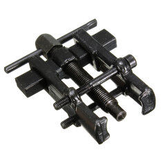 ขาย ซื้อ New 35X45Mm Black Two Jaws Gear Puller Bearing Disassembly Tool Spiral Forging